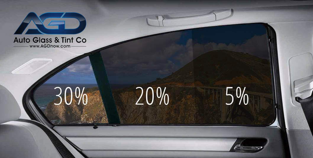 how to know if car has window tint