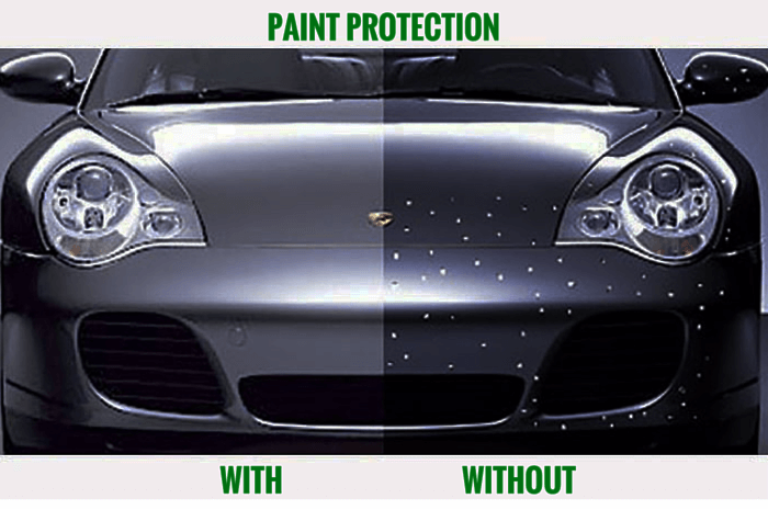 Sun Damage To Car Paint Can Be Prevented Agd Auto Glass Tint Co