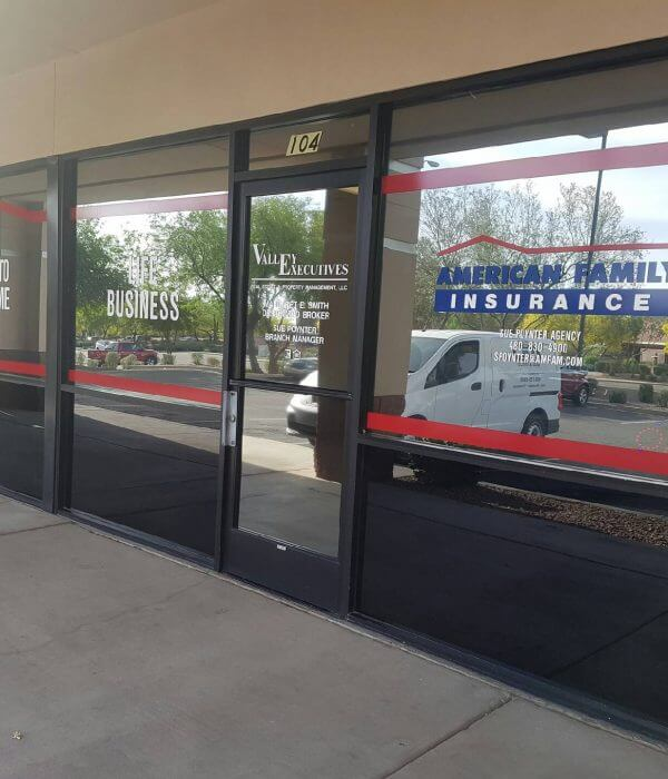 Commercial Window Tint Apache Junction