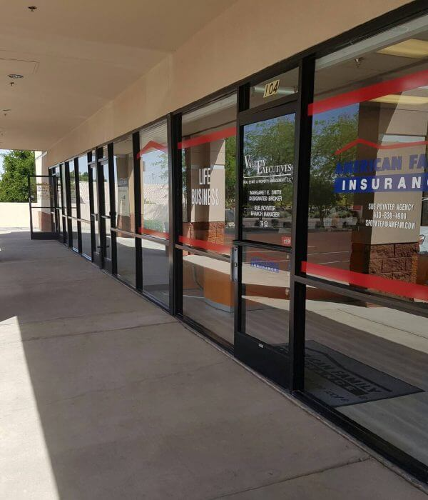 Commercial Window Tint Chandler