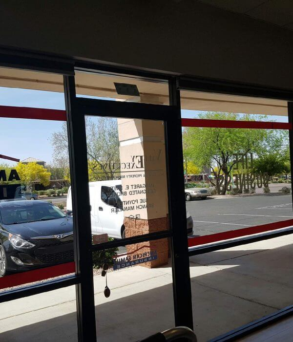 Commercial Window Tint Fountain Hills