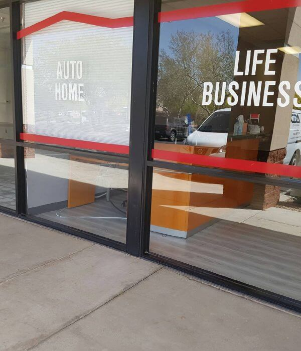 Commercial Window Tint Gilbert