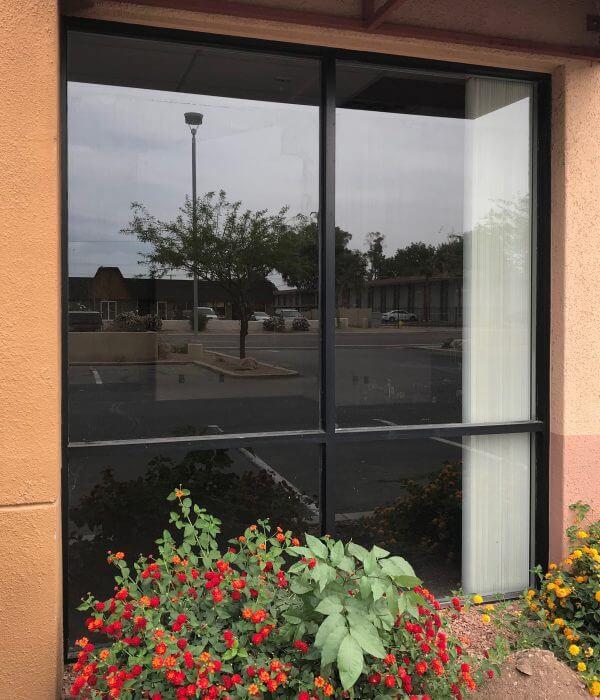 Commercial Window Tint Scottsdale