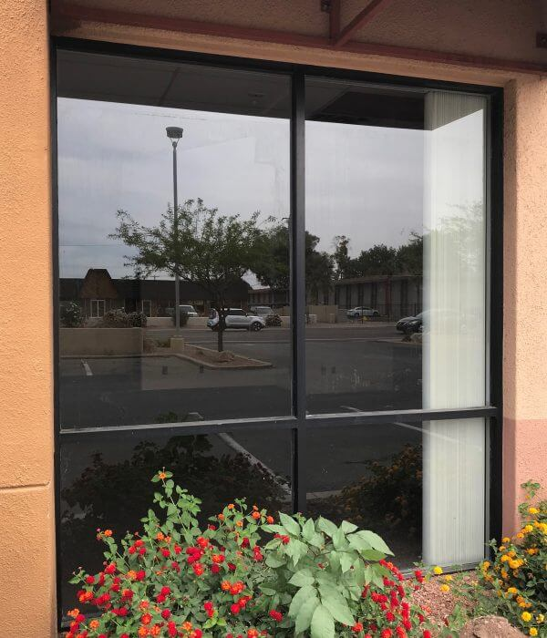 Commercial Window Tint Surprise