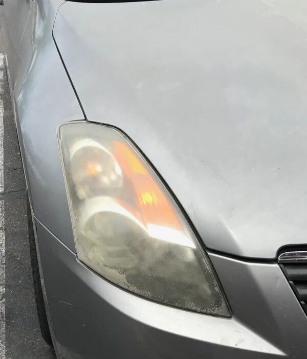 Headlight Restoration Scottsdale