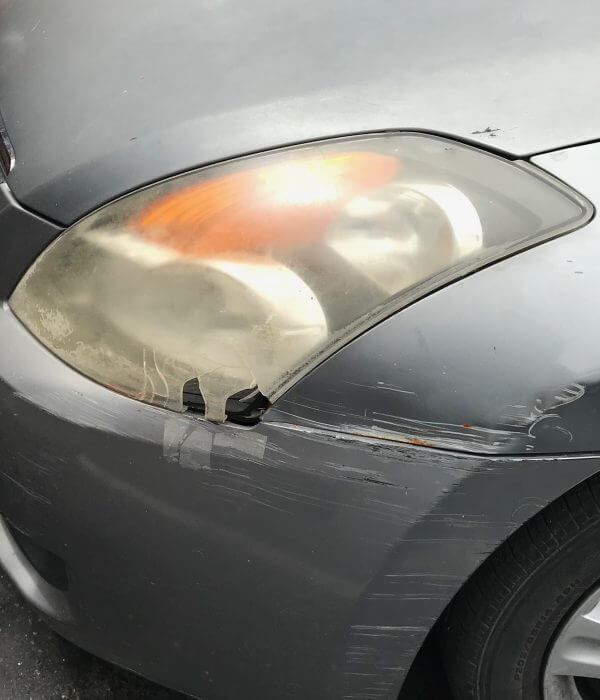 Headlight Restoration Surprise