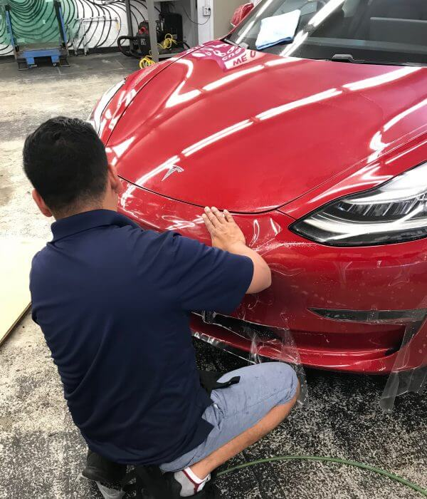 Paint Protection Film Chandler